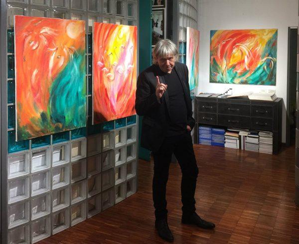 Slikar suštine života Mihajlo Miša Kravcev: U sveobuhvatnosti duše lepota ima tačno utvrđeno mesto