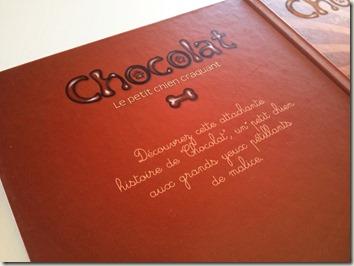 Chocolat le petit chien craquant livre maurice teisseire alexandra de saint prix