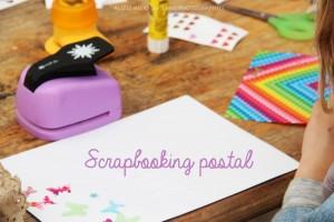 scrapbooking-postal-enveloppes-décoration-enfant