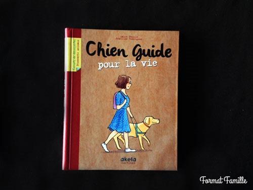 chien guide pour la vie livre enfant
