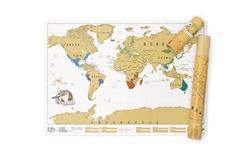 carte-map-monde-a-gratter