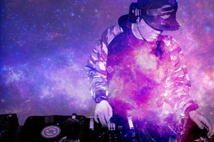 mix trap hip hop dj vinyles platines
