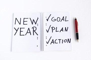 résolutions nouvel an livre