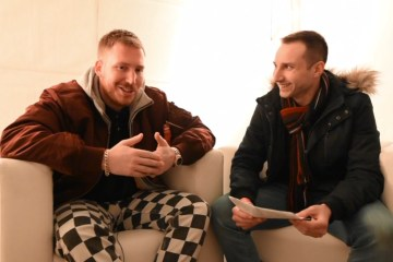 Interview Hugel Stan K Formation DJ