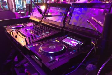 DJM TOUR 1 CDJ TOUR 1 Pioneer Formation DJ