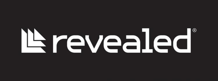 Logo Revealed Recordings Noir