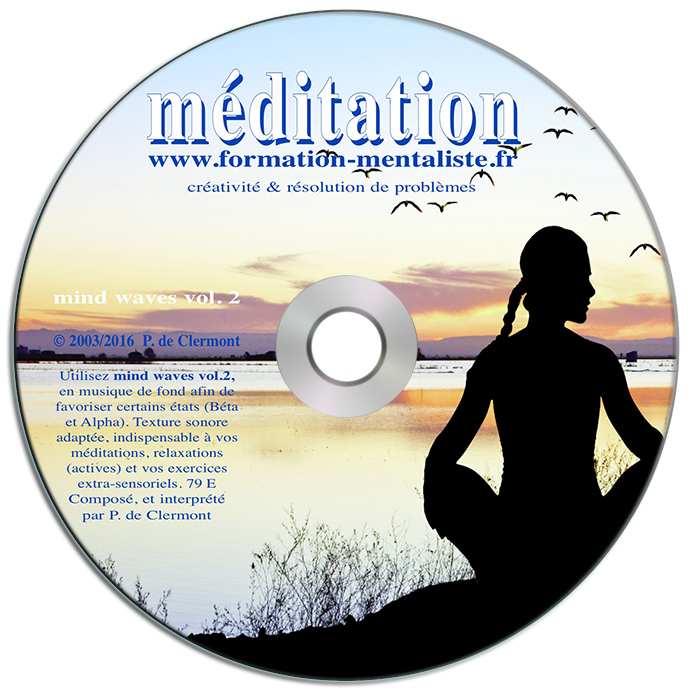 CD Volume 2 : MEDITATION