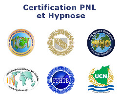 Certification Formation PNL Hypnose