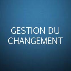 Formation gestion du changement