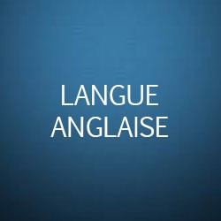 Formation langue anglaise