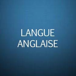 apprentissage de la langue anglaise