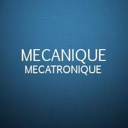 formation mécanique mécatronique métier