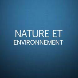 Formation Secteur Nature et Environnement