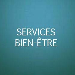 services bien-être