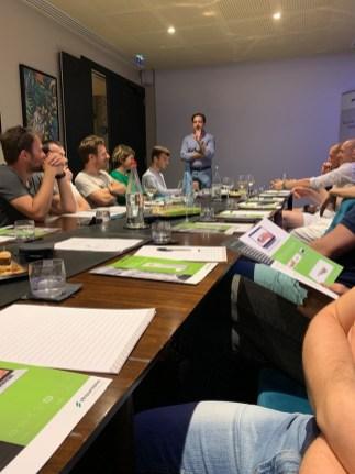 1Study Club - ITI - Ufo Union pour la formation odontologique