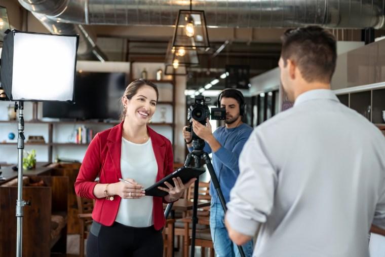 Réaliser une interview