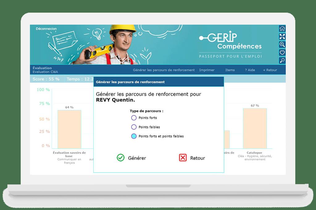parcours_clea Gerip Competences