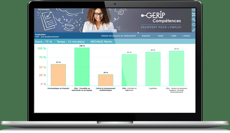 Evaluation CléA