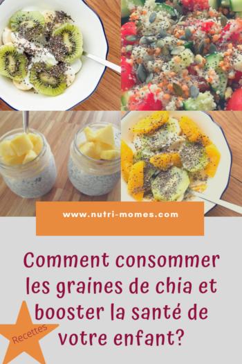 Comment consommer les graines de chia ?
