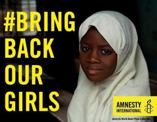 L'iniziativa è stata ripresa da Amnesty International