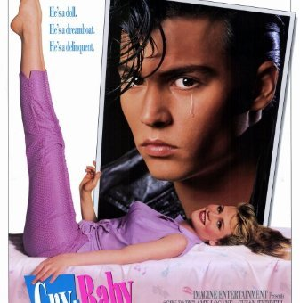 Cry-baby-waters-poster