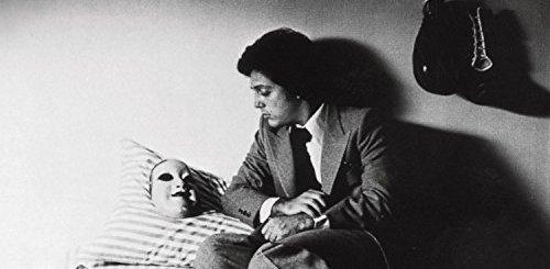 Billy Joel - The Stranger - cover