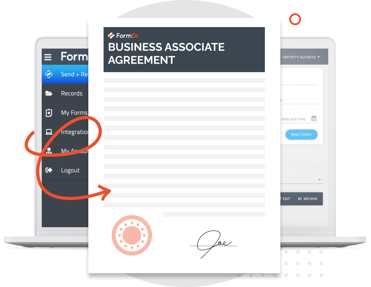 HIPAA Compliant Online Intake Forms