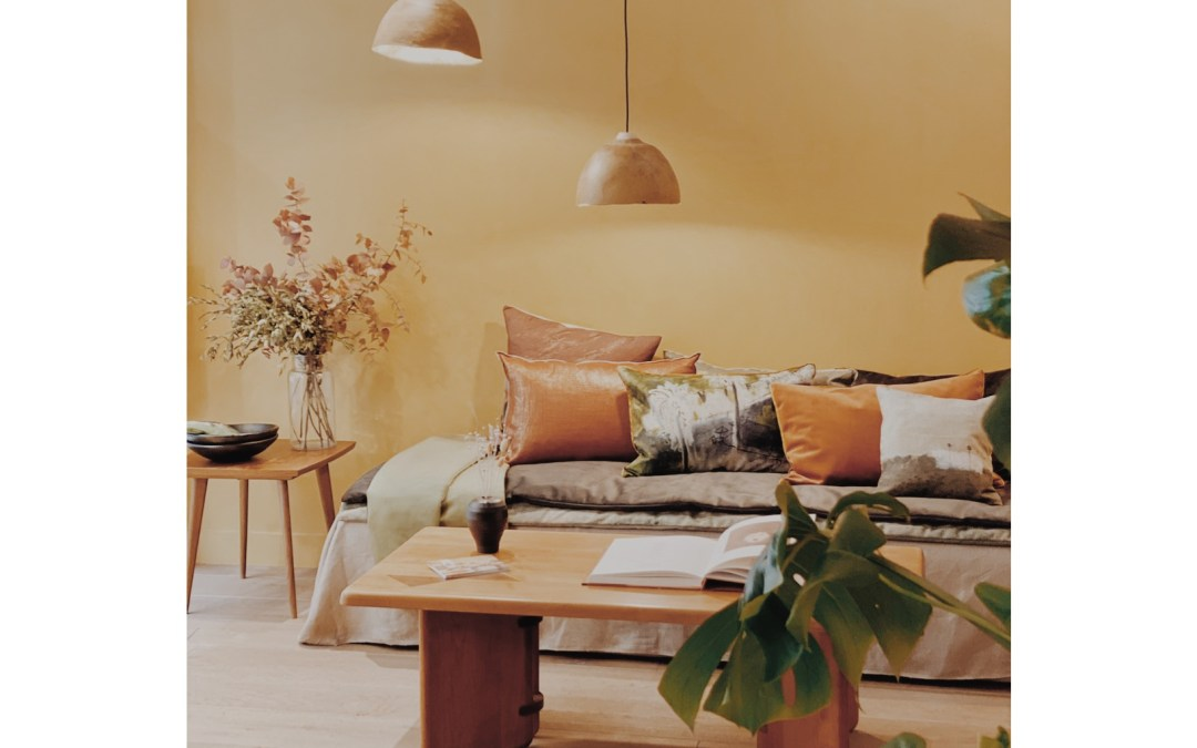 Nina Bonomo & Maison Levy : La Fibre artistique