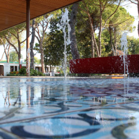 Marina di Venezia – Dynamic and Mirror Fountains