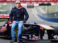 #55 Carlos Sainz - Toro Rosso