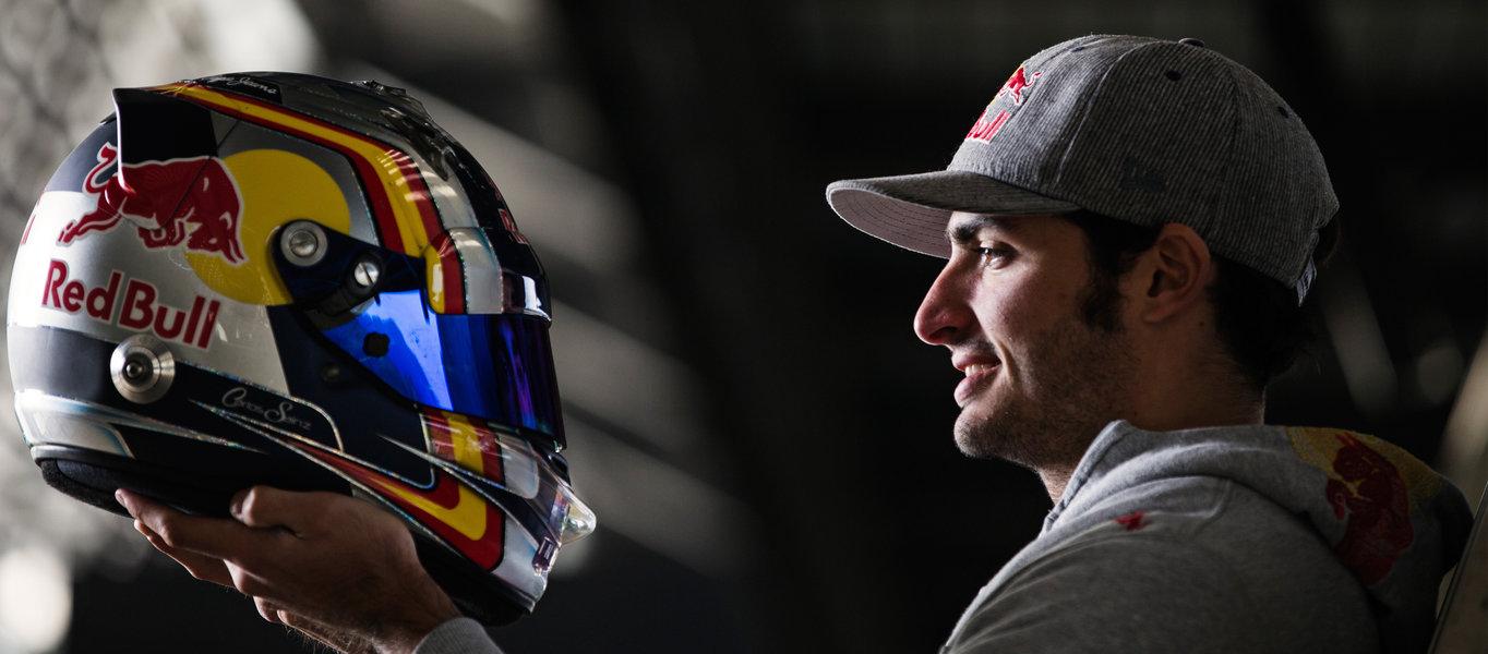 Scuderia Toro Rosso - Carlos Sainz #55
