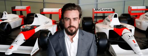 McLaren Honda - Fernando Alonso