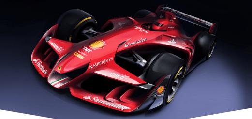 Ferrari F1 koncept