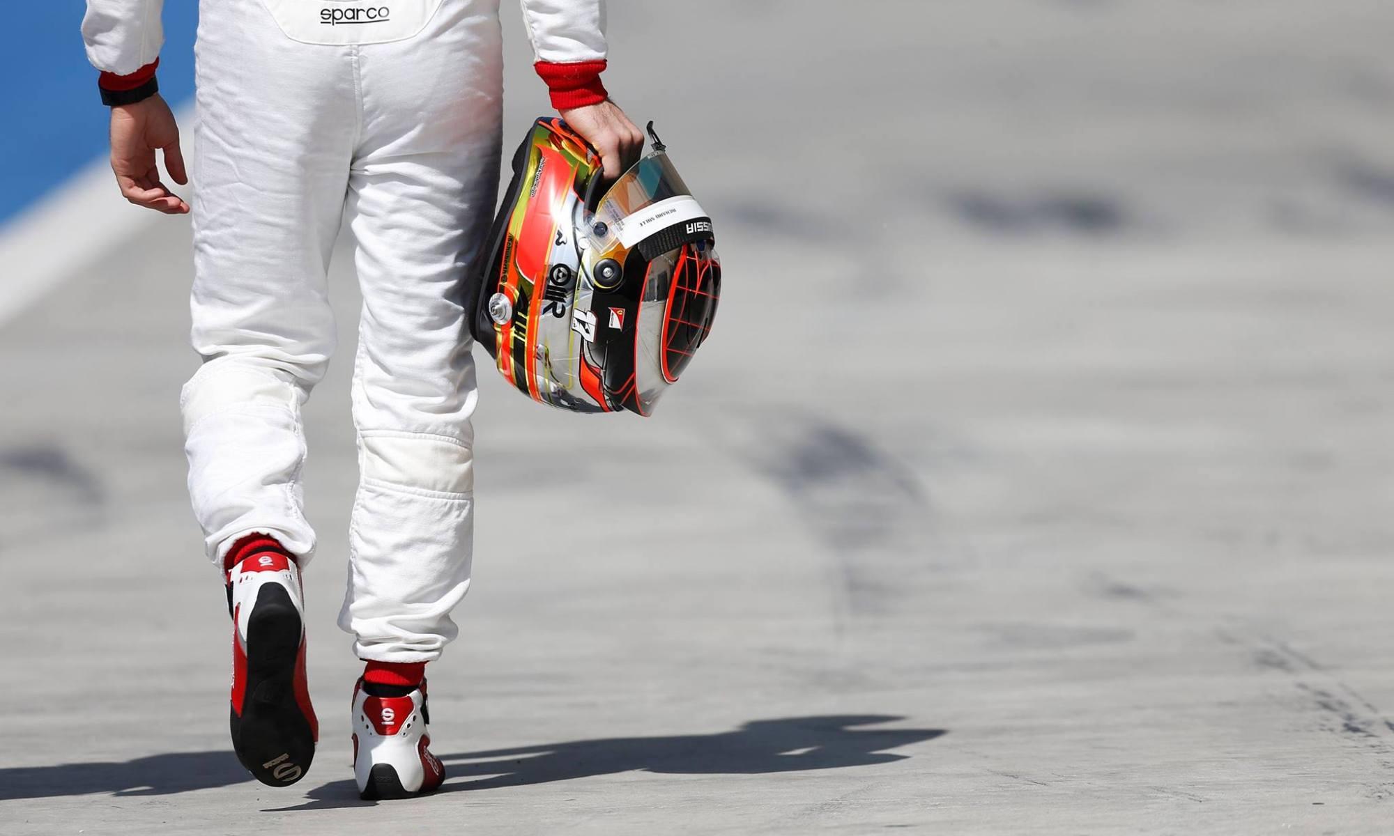 Goodbye Jules Bianchi