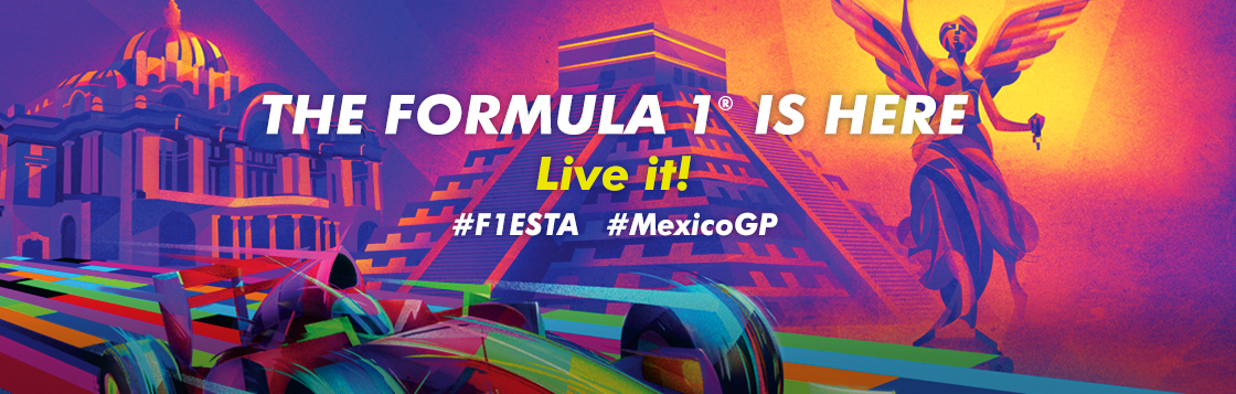 F1 Mexikos GP