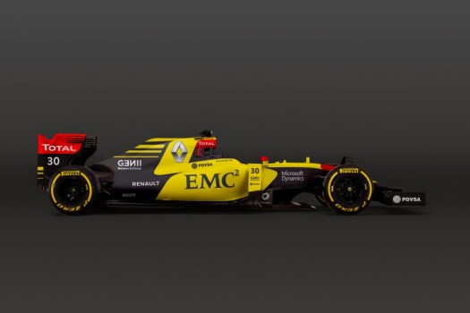 Koncept Renault F1