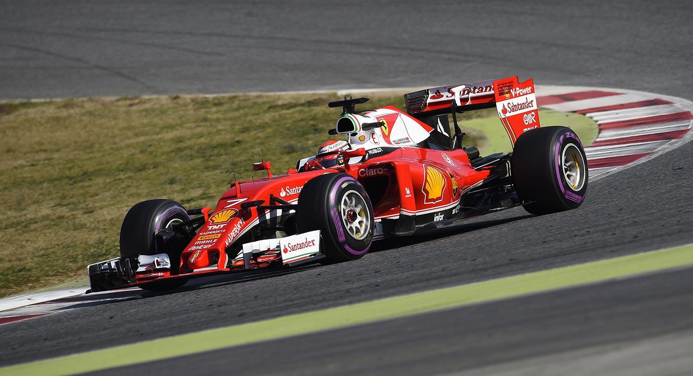 Kimi Räikkönen, Ferrari SF-16H