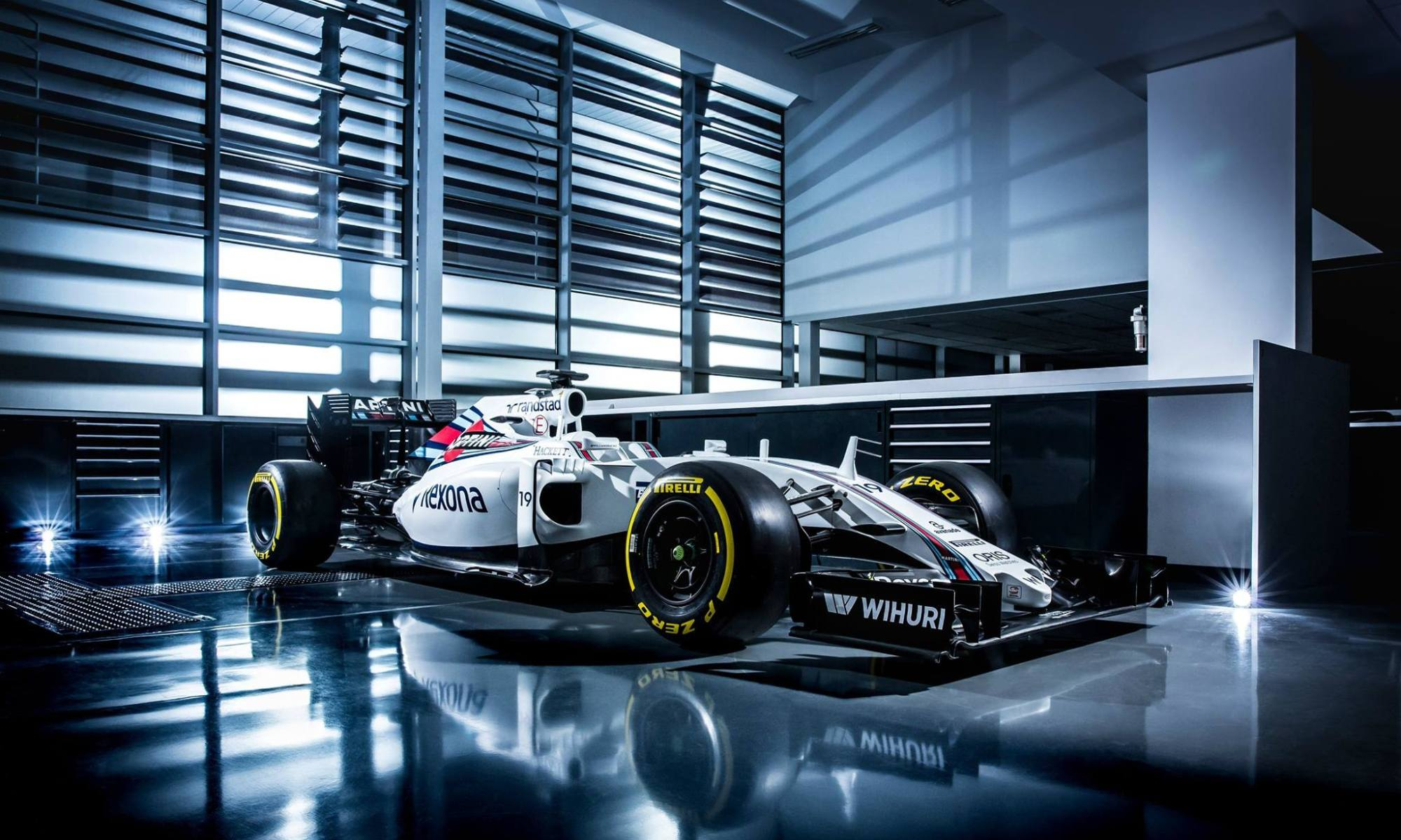 Williams Martini Racing FW32