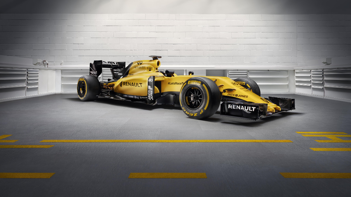 Renault Sport F1 R.S.16