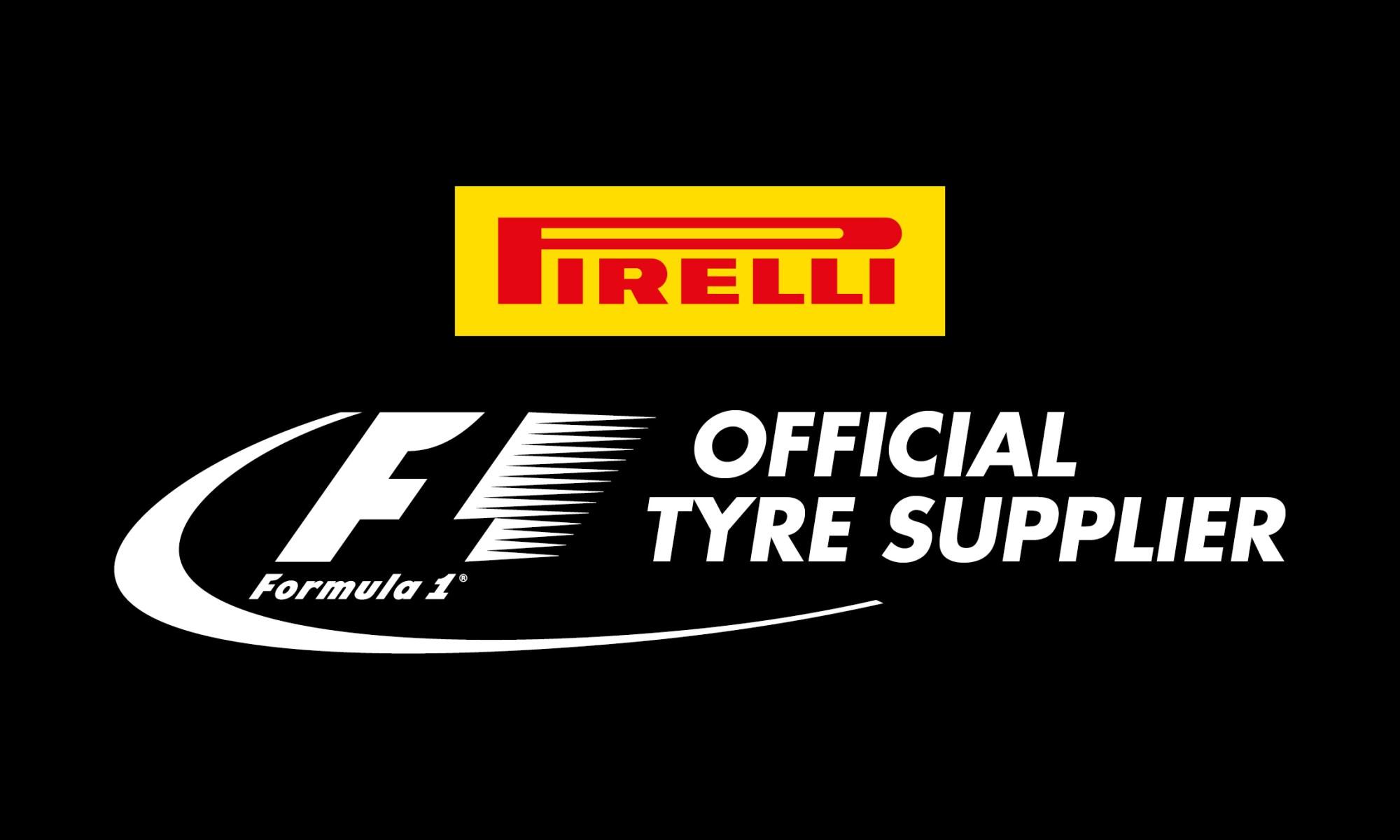 Pirelli Officell Däckleverantör F1™