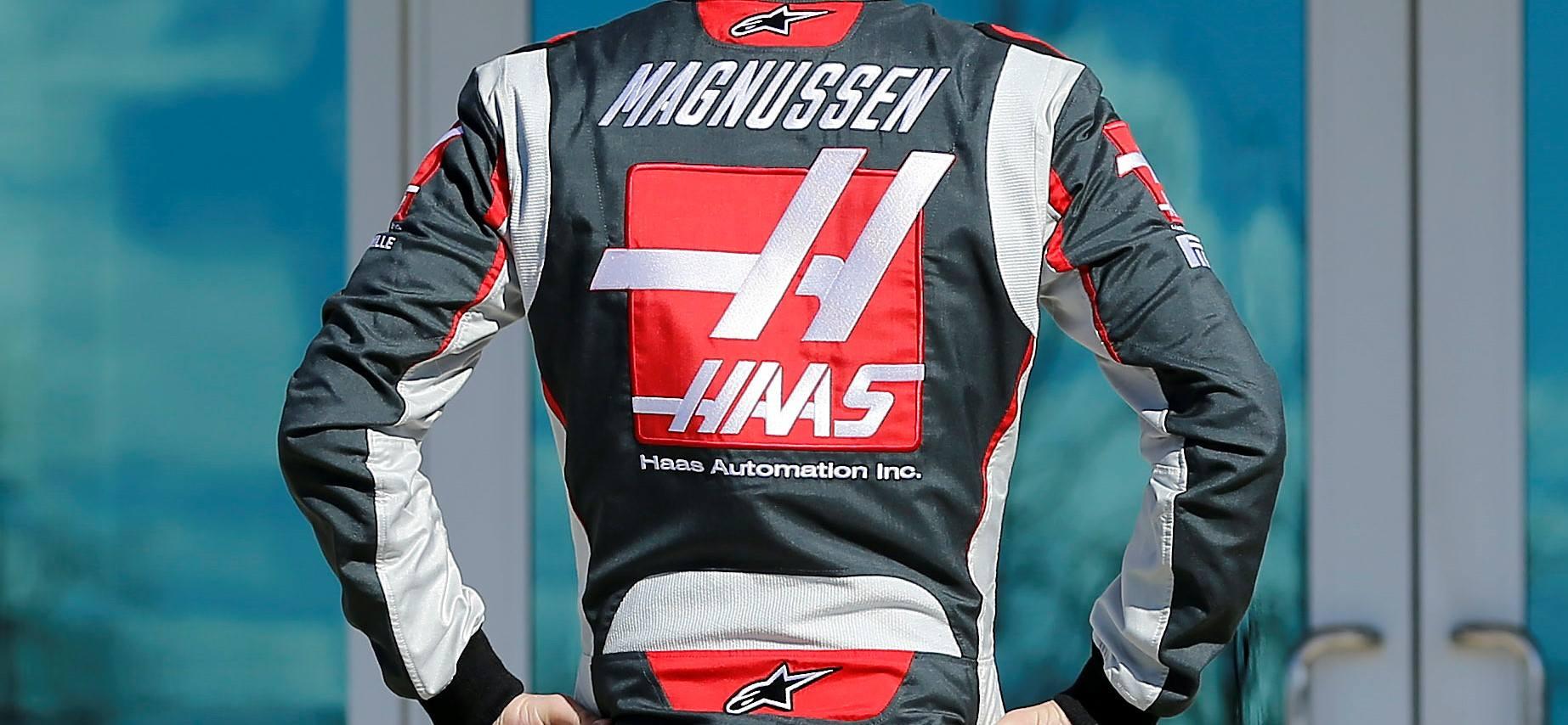 Kevin Magnussen - Haas F1 Team