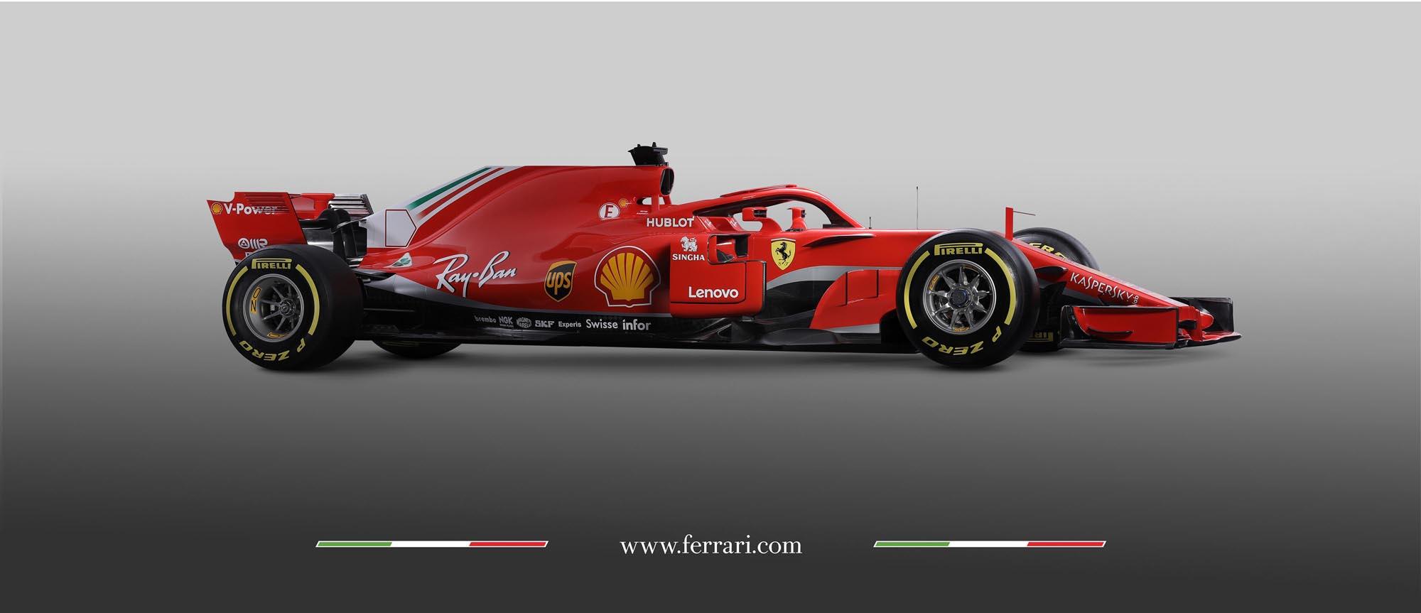 Scuderia Ferrari SF-71H