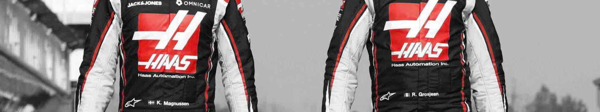 Grosjean, Magnussen lämnar Haas