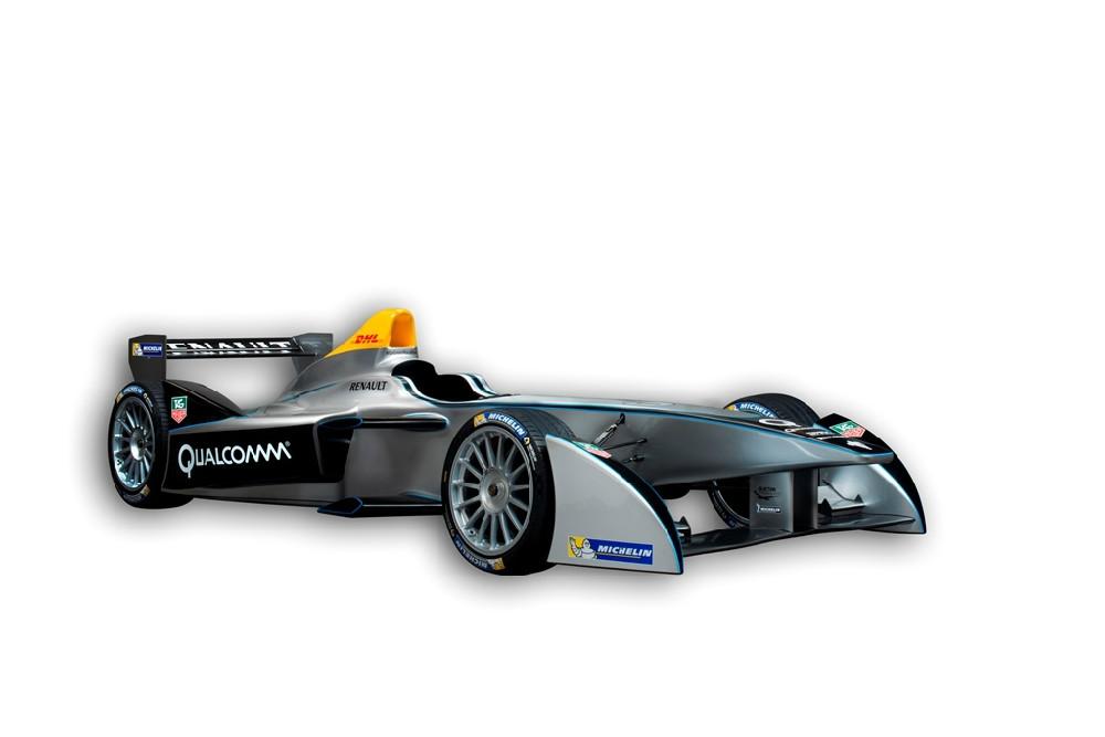 Formula E bil