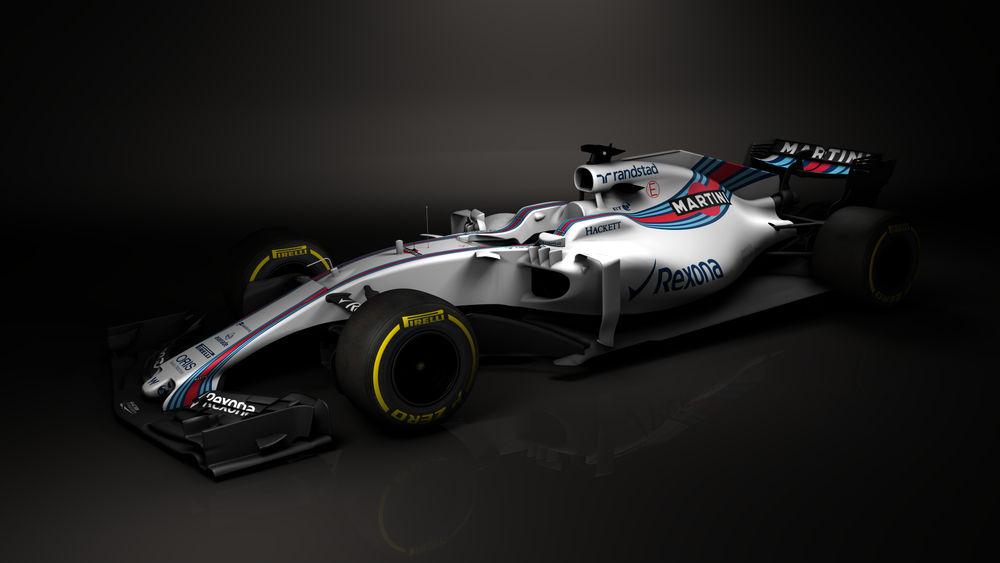Williams Martini Racing FW40