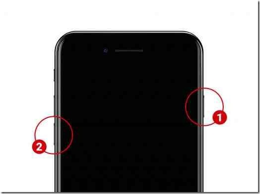 comment réinitialiser l'iPhone 7 ou iPhone 7 Plus