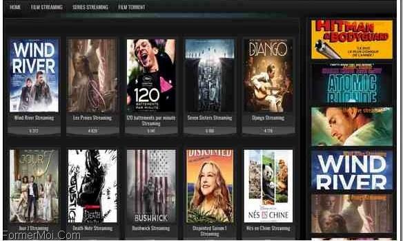 films streaming gratuit illimité