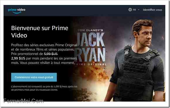 primevideo HD Film en Streaming Gratuit