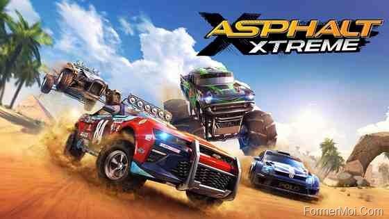 Asphalt Xtreme - World Premiere