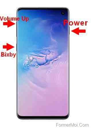 Mode de téléchargement SAMSUNG Galaxy S10 Plus